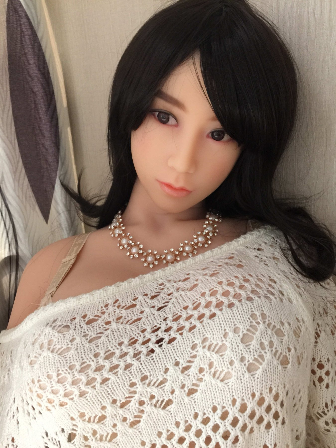 realistic love dolls asian sex doll - mariah 158cm