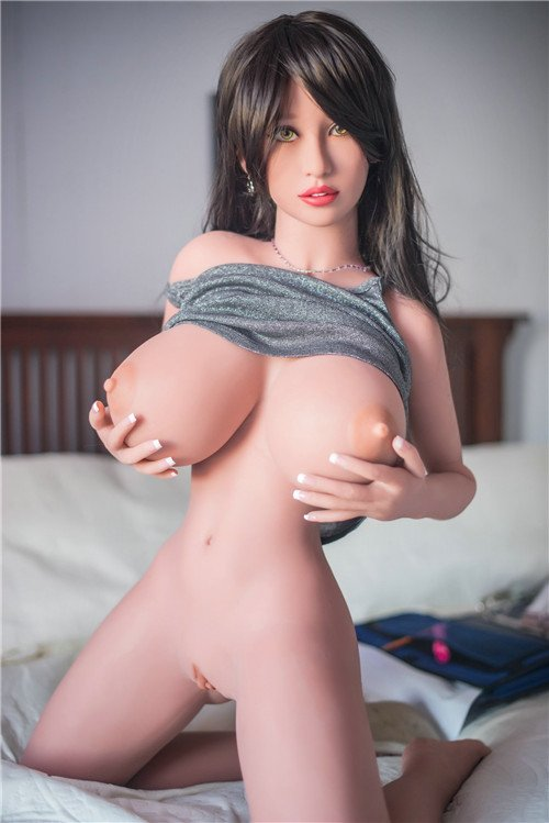 Slender Waist Big Ass Realistic Sex Dolls - Aki 140cm